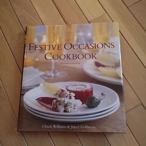 Williams Sonoma Festive Occasions Cookbook
